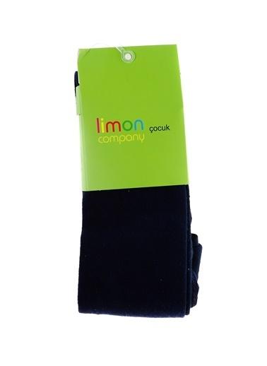 Limon Company Külotlu Çorap Lacivert